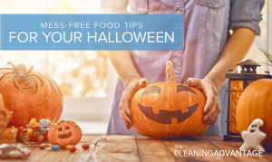 Mess-Free Food Tips For Your Halloween