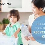 Great Ways to Introduce Recycling to Kids
