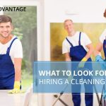 What To Look For When Hiring A Cleaning Service